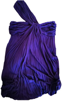Yigal Azrouel Purple Top for Women