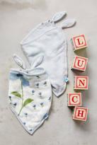Little Unicorn Baby Bandana Bib Set