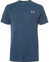 Under Armour Streaker Jersey T-shirt - Navy