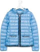 Moncler Kamaria padded jacket - kids - Polyamide/Goose Down - 13 yrs