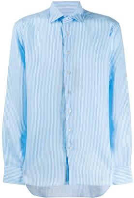 Etro Long Sleeve Boxy Fit Shirt