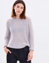 Maison Scotch Fluffy Crew Knit