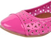 L'amour Perforated Upper Flat