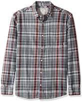 Quiksilver Men's trogon Way Flannel Shirt