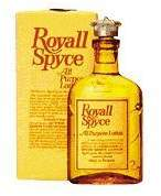 Royall Fragrances Spyce All Purpose Lotion by 2oz Splash)