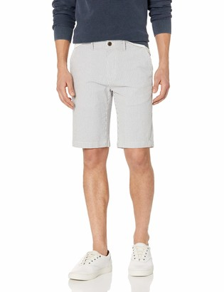 "Goodthreads Men's 11"" Inseam Stretch Seersucker Short"