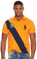 Polo Ralph Lauren Custom-Fit Banner Polo Shirt