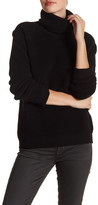 Haute Hippie Long Sleeve Wool Turtleneck