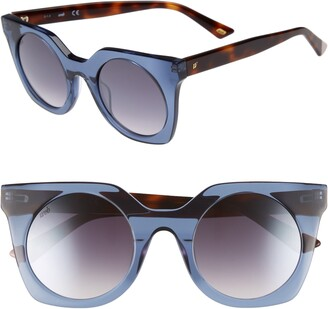 Web 48mm Sunglasses