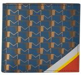 Moynat Voltige canvas wallet