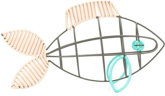 Marni Interiors Metal Fish Decoration