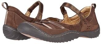 JBU Emmie (Brown) Women's Shoes