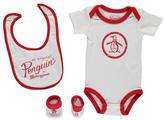 Original Penguin 085 3 Piece Set Unisex Baby