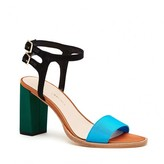 Loeffler Randall Sylvia Double Buckle Sandal