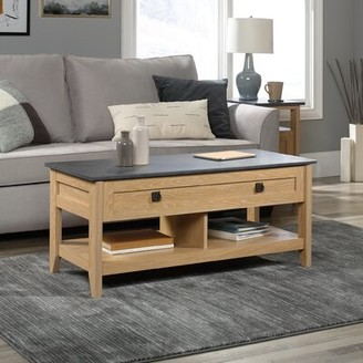 Three Posts Mirabel Lift Top Coffee Table with Storage