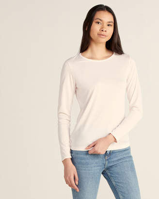 Cuddl Duds Long Sleeve Climate Smart Tee