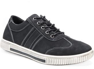 Muk Luks Men's Nick Shoe-Black Sneaker 10 M US