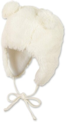 Sterntaler Baby Girls' Inka-Mutze Cappellopello Flat Cap