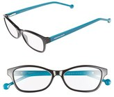 Jonathan Adler Women's '800' 54Mm Reading Glasses - Black