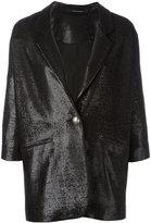 Tagliatore Bruna blazer - women - Polyester/Spandex/Elastane/Cupro/Viscose - 40