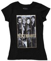 Disney Girls' Descendants T-Shirt - Black