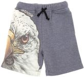 Madson Discount Eagle Printed Light Sweat Shorts