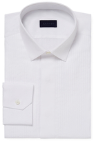 Lanvin Cotton Pintuck Dress Shirt