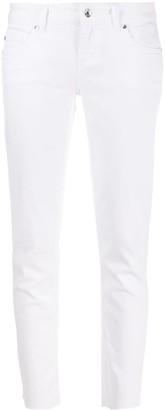 Liu Jo Low-Waist Skinny Jeans