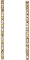 Jennifer Meyer Women's White Diamond Long-Bar Earrings