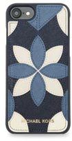 MICHAEL Michael Kors Floral Print Phone Cover