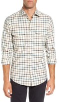 Rodd & Gunn Men's 'Harker' Sports Fit Check Jacquard Sport Shirt