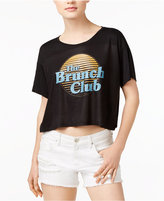 Kid Dangerous The Brunch Club Graphic T-Shirt