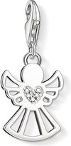 Thomas Sabo Charm Club Angel diamond pendant
