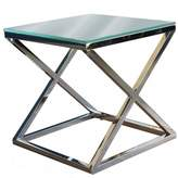 """x"""" Side Table"""