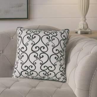 Hollister One Allium Way Luminous Cotton Throw Pillow One Allium Way