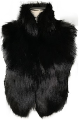 Adrienne Landau Black Fox Knitwear for Women