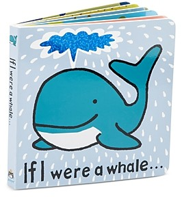 Jellycat If I Were a Whale Book - Ages 0+