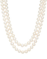 Pearls 14K 8-8.5Mm Freshwater Pearl 36In Necklace