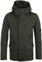 Cp Company Khaki Goggle Field Jacket