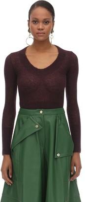 Jacquemus Alpaca Blend Sweater