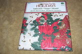 Martha Stewart Home For The Holiday Rectangular Tablecloth, 60 X 84,new