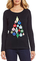 "Nouveaux ""Ornaments"" Christmas Sweater"