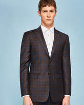 Ted Baker Checked wool jacket