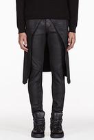 Gareth Pugh BLACK SAM Jeans