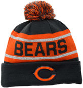 New Era Chicago Bears Biggest Fan Reflective Knit Hat