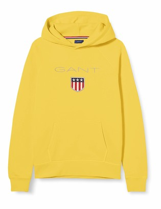 Gant Boys' D1. The Original Sweat Hoodie Hooded Sweatshirt