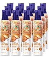 Herbal Essences Body Envy Volumizing Mousse 6.8 Fl Oz(Pack of 12)