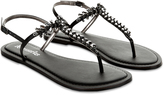 Monsoon Mia Jewelled Sandals