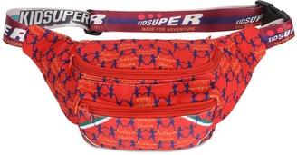 Kidsuper Studios Printed Logo Belt Bag