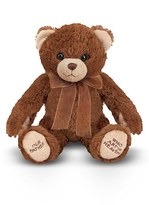 Melissa & Doug Toddler Lord's Prayer Bear Stuffed Animal